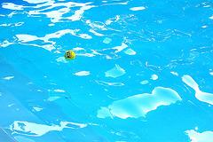 SpongeBob-pilko en moderna arto, SpoengeBob-Ball in moderner Kunst