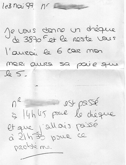 niveau de français à Bac+2