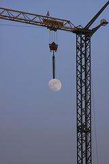 mondbirne / moon ball