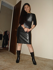 My lovely leatherdomme