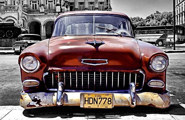 Chevy1955 by Sanliaka