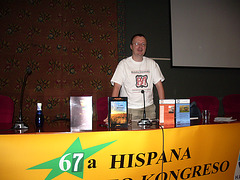 "Jorge Camacho prezentas ""Beletran Almanakon"""
