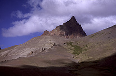 Mte. Zeballos  2743 m