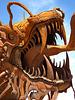 Ricardo Breceda's Dragon sculpture in Galleta Meadows Estate (4494)