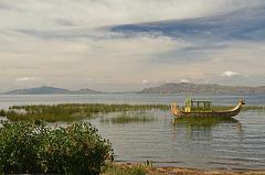 Ra. Lago Titicaca