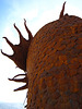 Ricardo Breceda's Dragon sculpture in Galleta Meadows Estate (4501)