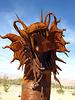 Ricardo Breceda's Dragon sculpture in Galleta Meadows Estate (4502)