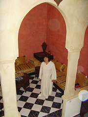 Marrakech (Riad ZakiaDriss)
