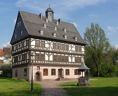 Renaissanceschloss Gieboldehausen von 1528