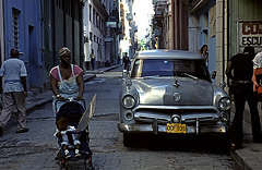 In The Streets Of Habana