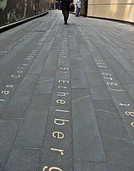 History under foot