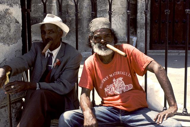 Biiiig Cigars