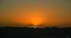 Sonnenuntergang - La Palma