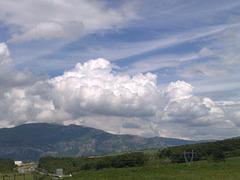 Nubes en La Barranca 2