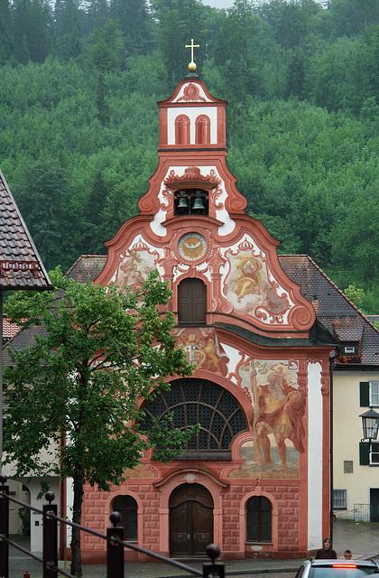 Füssen - Heilig-Geist-Spitalkirche