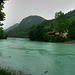 The river Lech in Füssen