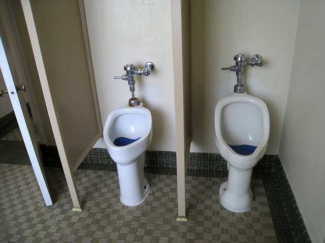 Furnace Creek Inn Urinals (2006)