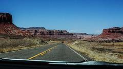 Kayenta-Monument Valley Scenic Road