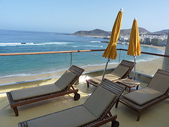 Hotel Reina Isabel en  playa de las Canteras