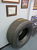 Space Shuttle Tire (2734)
