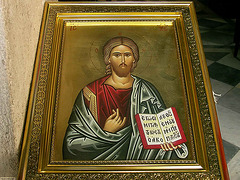 PICT16866ac St Icon of a Teaching Christ