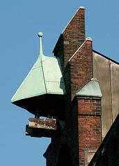 Speicherstadt-Detail
