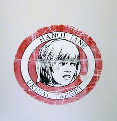 Hanoi Jane Urinal Target (0141)