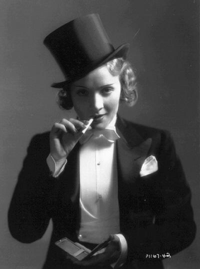 Marlene kiel vir-ino - Marlene als Mannsweib