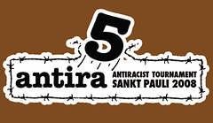 5. Antiracist tournament Sankt Pauli