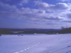Winter landscapes / Paysages d'hiver au Québec