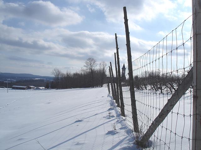 Paysage d'hiver - Winter landscapes