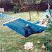 Me relaxing in my hammock