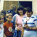 Me with mum and grandma (holding a beer?!)