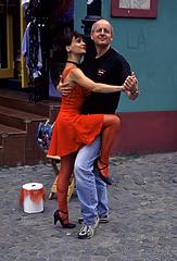 Tango On The Street - 1