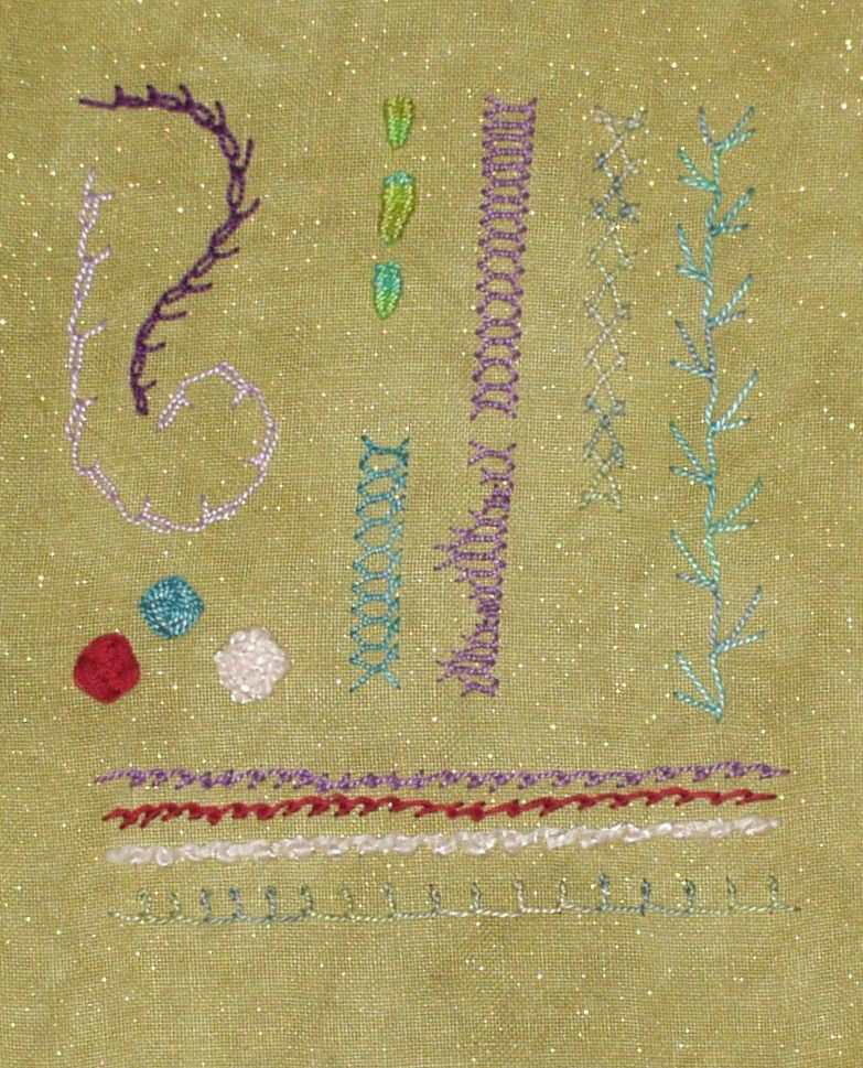 Page 2, 2013 - stitches 56 - 64