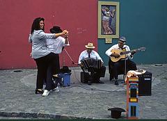 Tango On The Street - 2