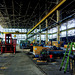 particle beam disintegrator factory