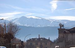 L'Aquila en deuil, Italie - 6 avril 2009