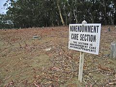 Greenlawn Cemetery - Nonendowment Care Section (1240)