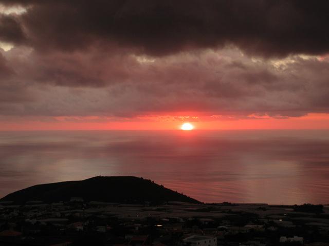 Sonnenuntergang mal wieder