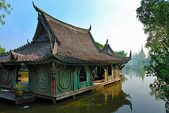 Ancient Theatrical Pavilion โรงละคร