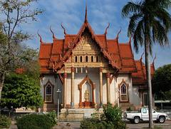 Wat Sriubonrattanaram in Ubon Ratchatani