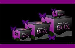 Meine kleine(n) Box(en)