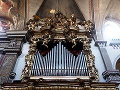 Basilica S. Antonino - organ