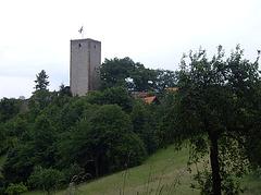 Bergfried von Burg Greene (Landkreis Northeim)
