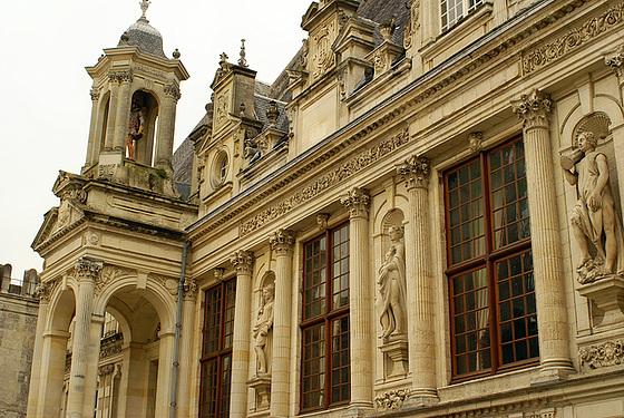 La Rochelle - l'Hôtel de Ville