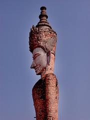 Buddha sculpture in the Sala Keoku park