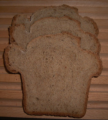 Buckwheat Bread / Boekweitbrood