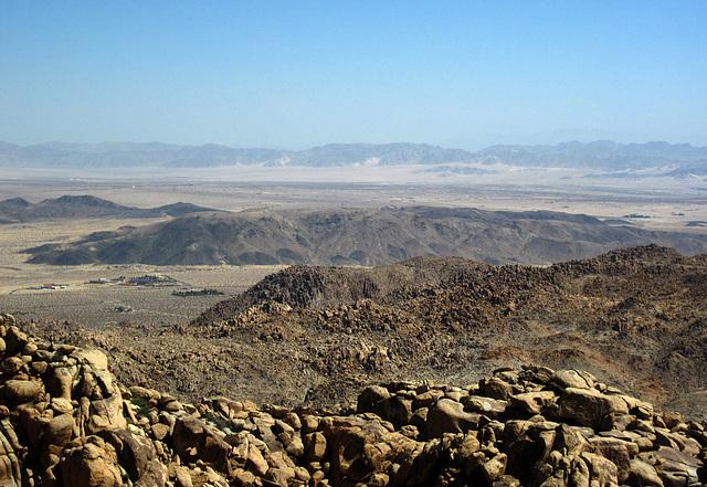 View Of 29 Palms Marine Base (4638)