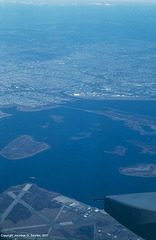 Aerial Over New York City, Picture 3, NY, USA, 2007